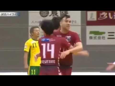 Rafa Santos - Nagoya Oceans - Wone Sports Management