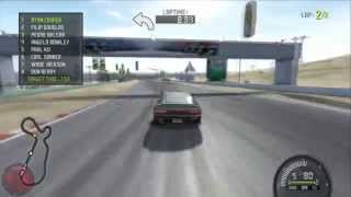 Need for Speed: ProStreet PC Gameplay *HD* 1080P Max Settings
