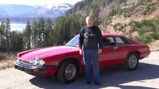 76 Jaguar XJS V12 Long