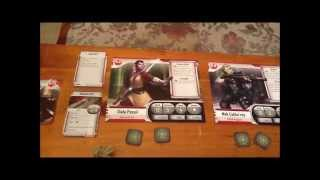Star Wars: Imperial Assault: Demo Campaign Mission and Tutorial