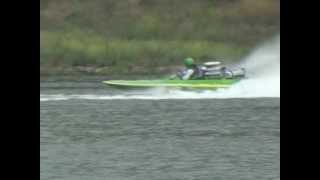 Irvine Lake V-drive boat regatta 2005