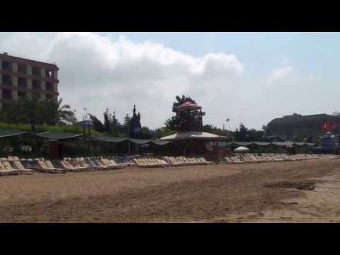 Incekum Beach in Turkey