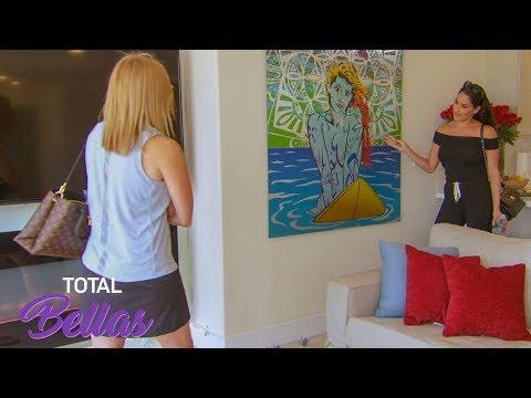 Nikki Bella meets her new neighbors: Total Bellas Preview Clip, Jan. 27, 2019
