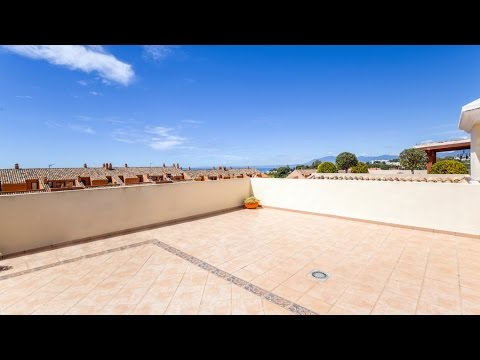 Beachside Penthouse with 4 bedrooms in Bahia de Marbella