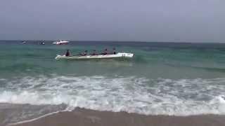 Herm Rowing 2014