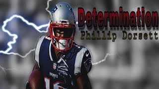 Patriots WR Phillip Dorsett making amazing improvements