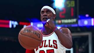 NBA 2K19 Baller I.D. - JuiceMan