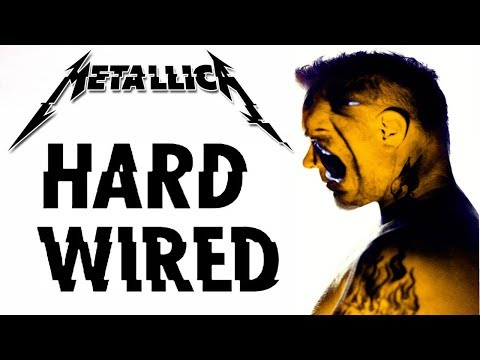 Metallica - HardWired Guitar Cover