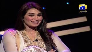 Mujhe Husband Rob Wala Hi Acha Lage Ga..... #Reema Khan #UmerSharif #TheSharifShow