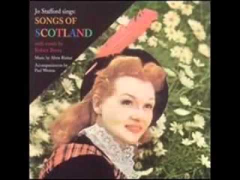 Jo Stafford - Annie Laurie