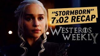 """Game of Thrones 7x02 """"Stormborn"""" Recap: Cersei Draws First Blood Against Daenerys 