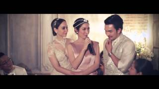 Repeat youtube video [BOX] นัท มีเรีย & อั้ม อธิชาติ แต่งงาน ตัวเต็ม !