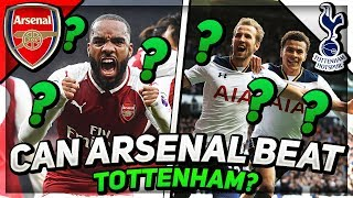 CAN ARSENAL BEAT TOTTENHAM?!?! Arsenal Vs Tottenham Preview | Young Gunz Podcast #4