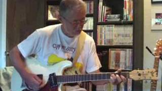 This song is probably the first Japanese song which The Ventures ma...