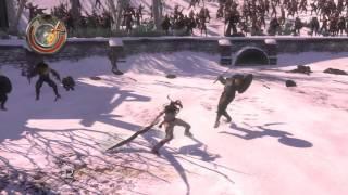 Heavenly Sword PS3 Gameplay HD 720p