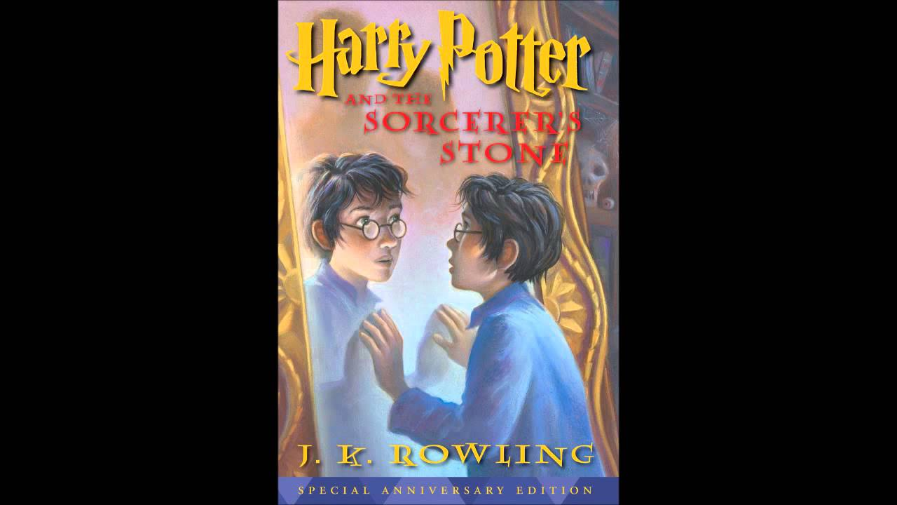 Harry Potter and the Sorcerer's Stone: chapter 1 - YouTube
