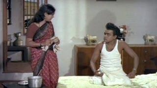 Comedy Kings - Raja Babu & His Ramaprabha Comedy Scene In Manchi Vadu