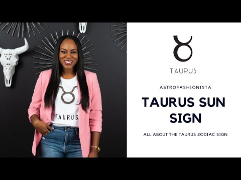 ALL ABOUT TAURUS ZODIAC SIGN