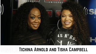 Tisha Campbell and Tichina Arnold Talk Dating, Friendship and The Soul Train Awards