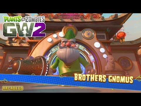 Plants vs. Zombies: Garden Warfare 2 | BOSS HUNT THE BROTHER