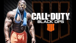 Call of Duty: Black Ops 4 Gameplay - Kali Muscle