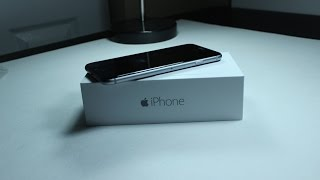 iPhone 6 Unboxing (4.7-Inch Space Gray)