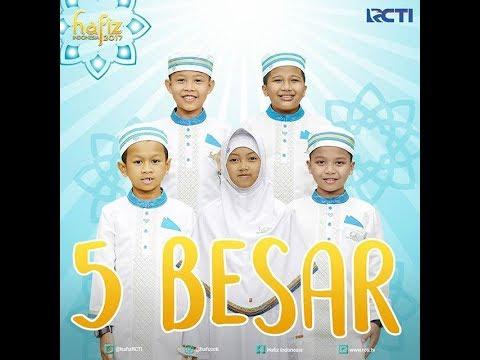 Mars Muroja'ah Hafiz Indonesia 2017 (Theme Song Hafiz 2017)