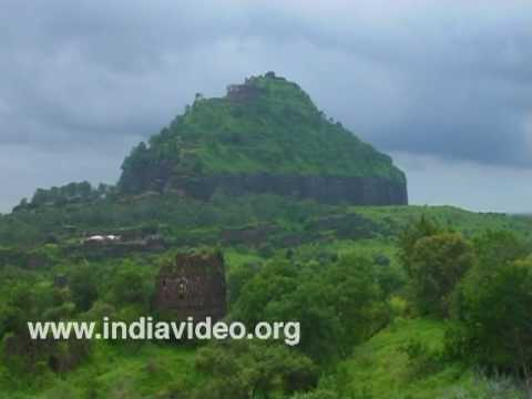 Daulatabad Fort and its surroundings, Maharashtra
