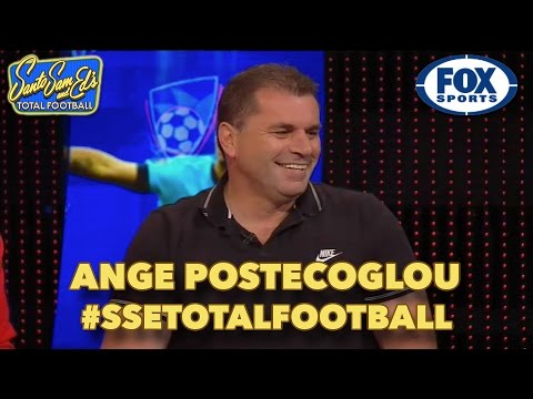 Ange Postecoglou on Total Football
