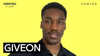 "Giveon ""LIKE I WANT YOU"" Official Lyrics & Meaning 