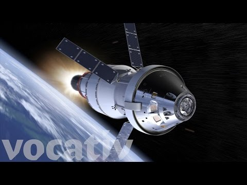 2016 Was A Busy Year For The Orion Spacecraft
