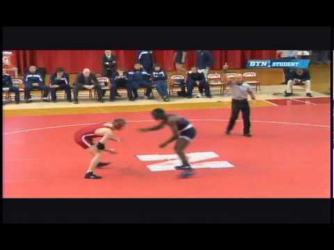 Ed Ruth vs Tyler Koehn 2012