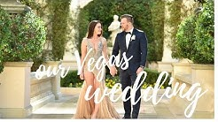 OUR VEGAS WEDDING | VLOG #2