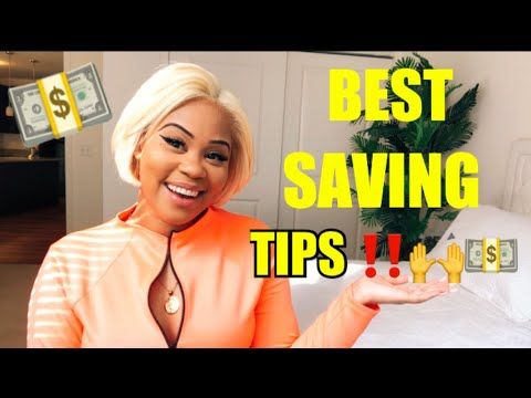 5 TIPS ON SPENDING YOUR TAX REFUND WISELY ‼️🙌💵💸| ft Nabeauty Hair