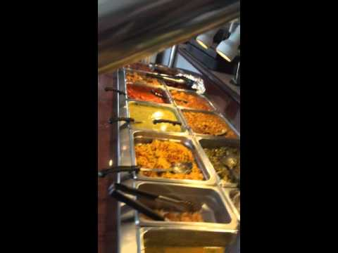 Indian Buffet @ Moghul Indian Cuisine, Orlando Fl.