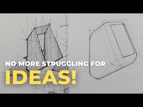 Product Design (generating ideas when creativity fails)