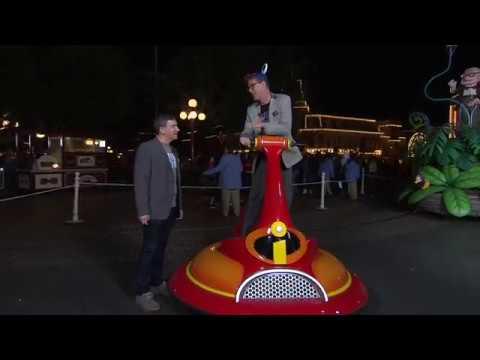 Pixar Play Parade with David Miller
