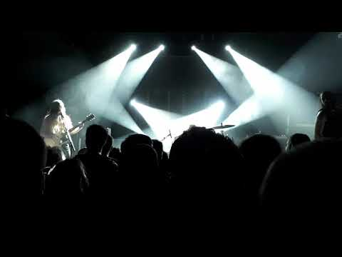 KADAVAR Into the Wormhole Trabendo PARIS le 18 10 2017
