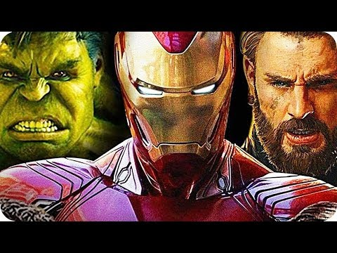 Marvel Cinematic Universe ALL Trailers in Chronological Order  - MCU Movies 4K Ultra HD
