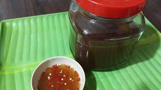 Cách làm NƯỚC MẮM CHAY đơn giản tuyệt ngon không hoá chất từ Trái KHÓM - Tigon luu