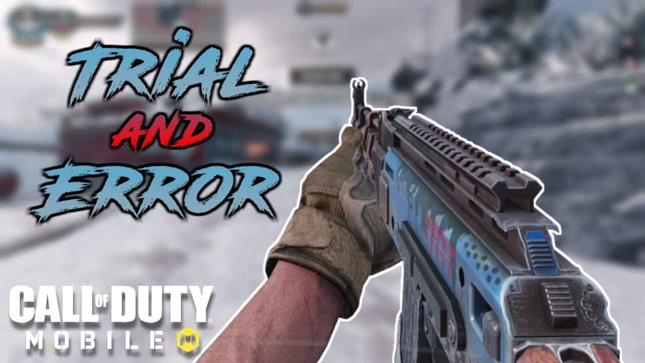 [COO MOBILE] AK-47 Trial and Error Gameplay!!!