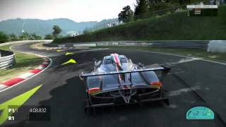 Project Cars GOTY-Edition, Pagani Zonda Revolucion (60fps) @ Nürburgring Combined, Deutschland