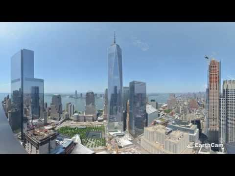 Thumbnail: Official 11 Year Time-Lapse Movie of One World Trade Center