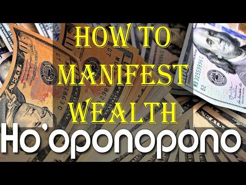 ho'oponopono---how-to-manifest-greater-wealth-in-2020---joe-vitale
