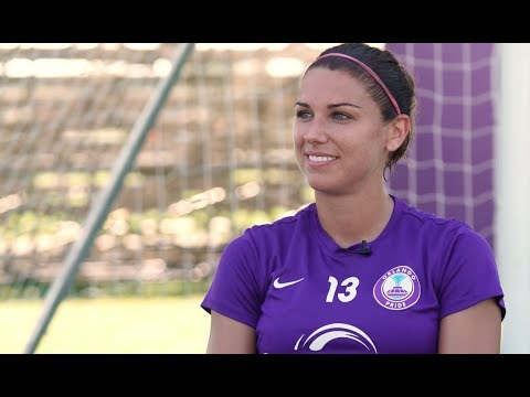 Alex Morgan | The Right Time