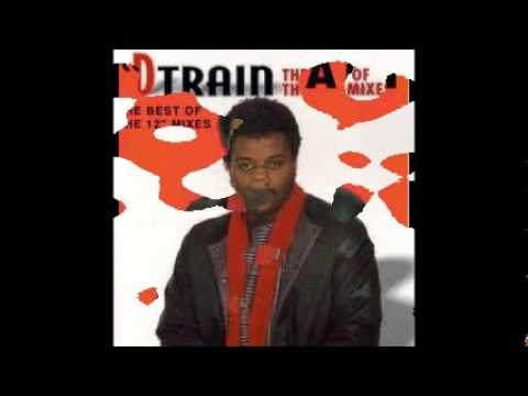 THE BEST OF - D TRAIN  mixes