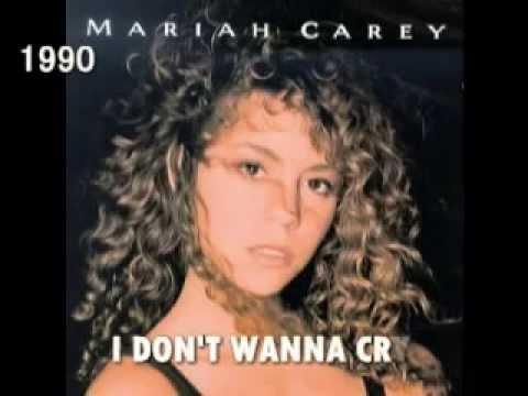 Mariah Carey's Songs: 1990-2008