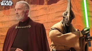What if Coleman Trebor Actually Killed Dooku? - Star Wars Theory