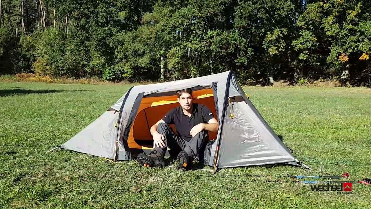 Wechsel Aurora 1 TL Travel Line 1-Person Hiking Tent Oak