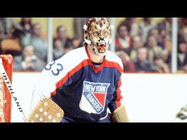 Scariest NHL goalie mask: Gilles Gratton